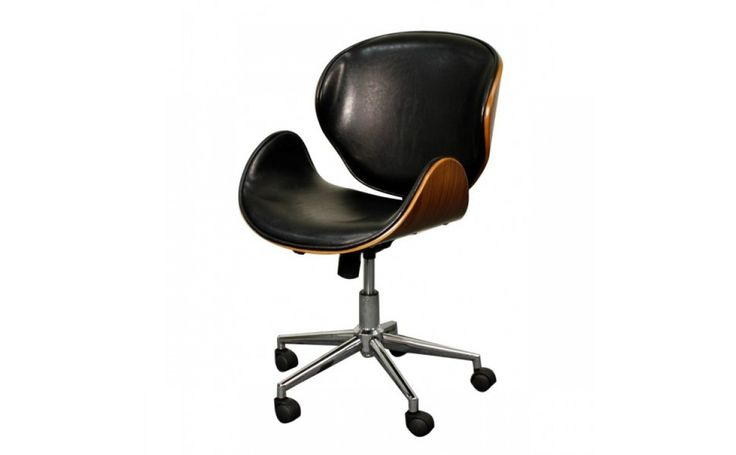 This classically designed office chair offers a sleek look for any office setting #sohomod