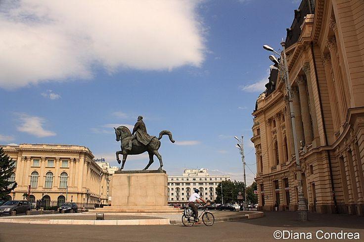 Bucharest, the unrepeatable city