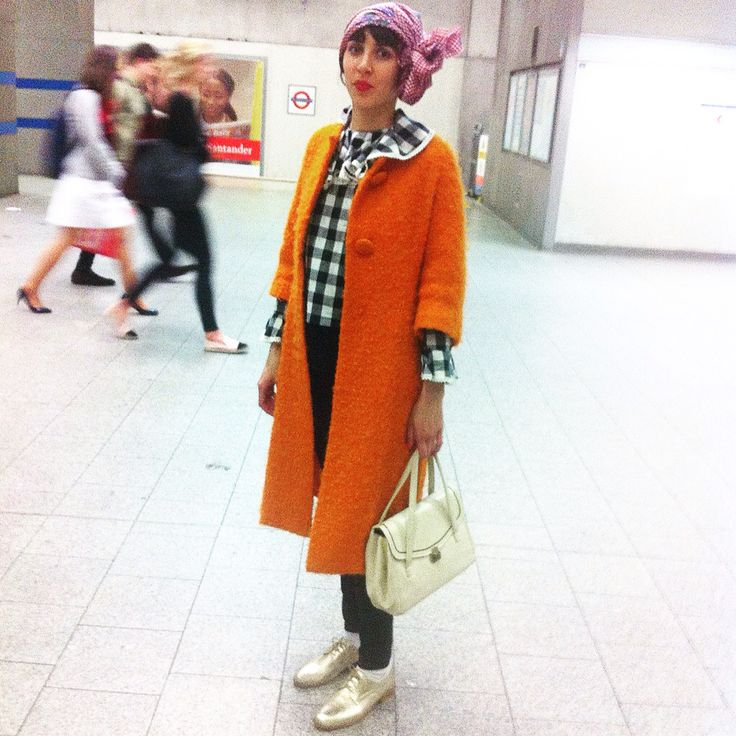 Secret cinema style on the London Underground... Instagram & twitter @sarikathakorlal www.sarikathakorlal.com