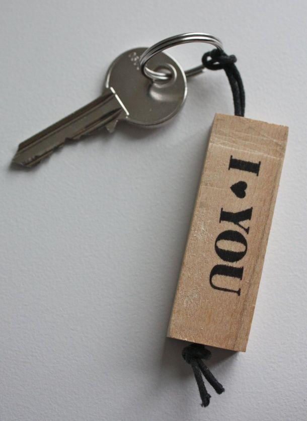 sleutelhanger by SIMPEL & LEUK