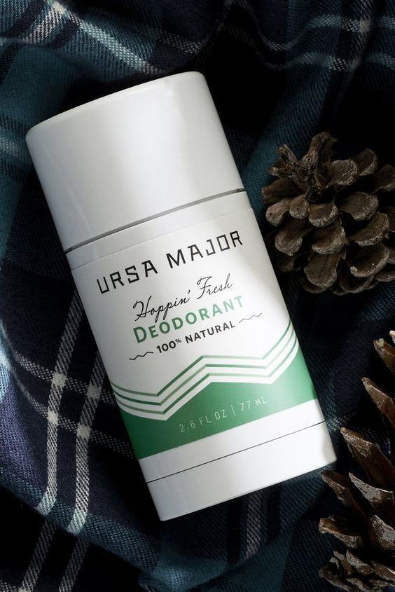 Ursa Major's robust all-natural deodorant eliminates odor while absorbing moisture & soothing sensitive skin. 100% natural, non-toxic, and aluminum-free.