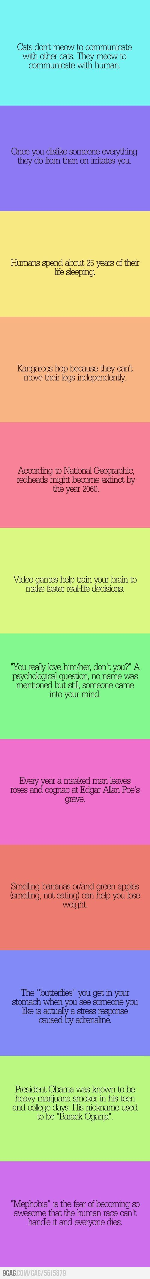 Psycho Facts: