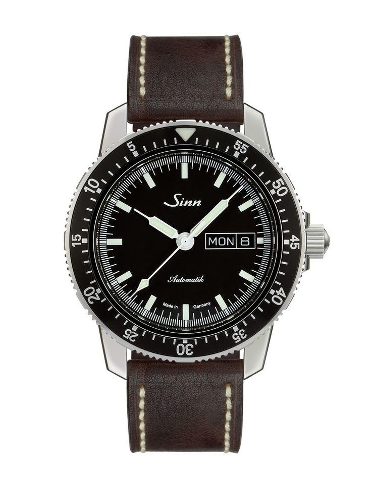 Sinn Uhren: Modell 104 St Sa