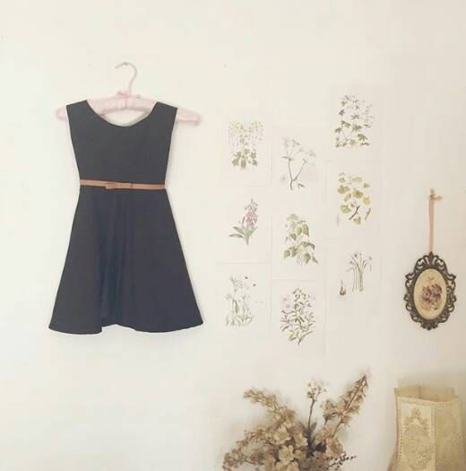 Toddler Twirl Dress Circle Dress Swing Dress Little by GrazieMamma