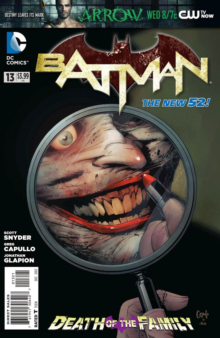 24 best batman death of the family images on pinterest comics batman death of the family fandeluxe Images