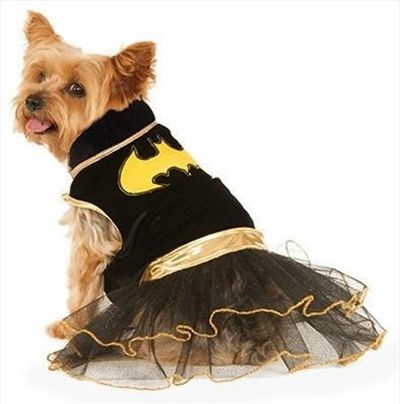 Batgirl Tutu Dress Xl