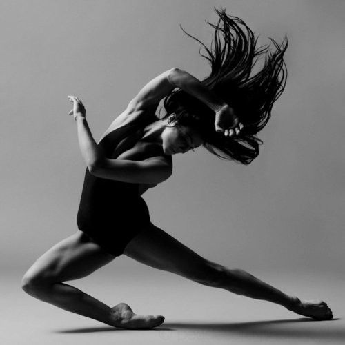 Black and white photography of dancers always captured my attention as their movement and body lines are extremely poetic and artistic.