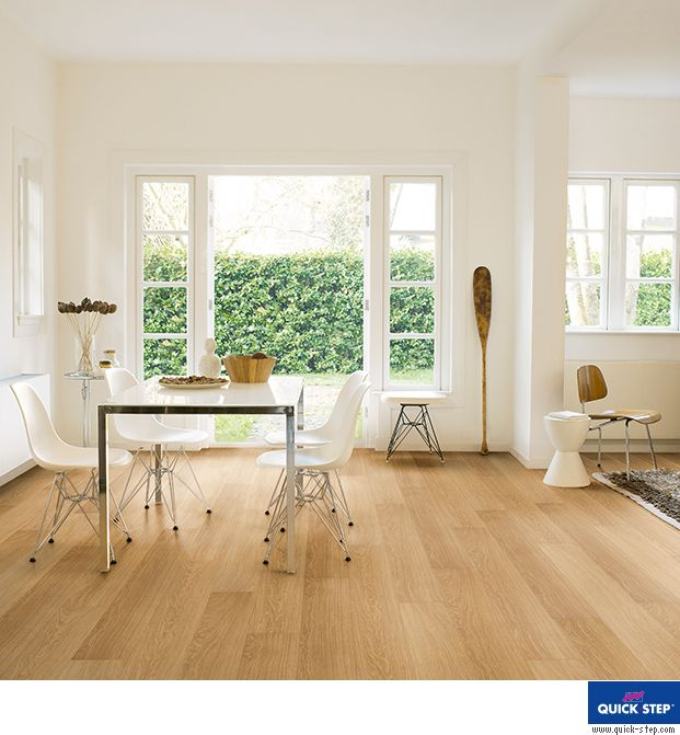 IM3106 - Eik natuurvernist LHD | Designvloeren in laminaat, parket en vinyl €22,50 rondom v-groef