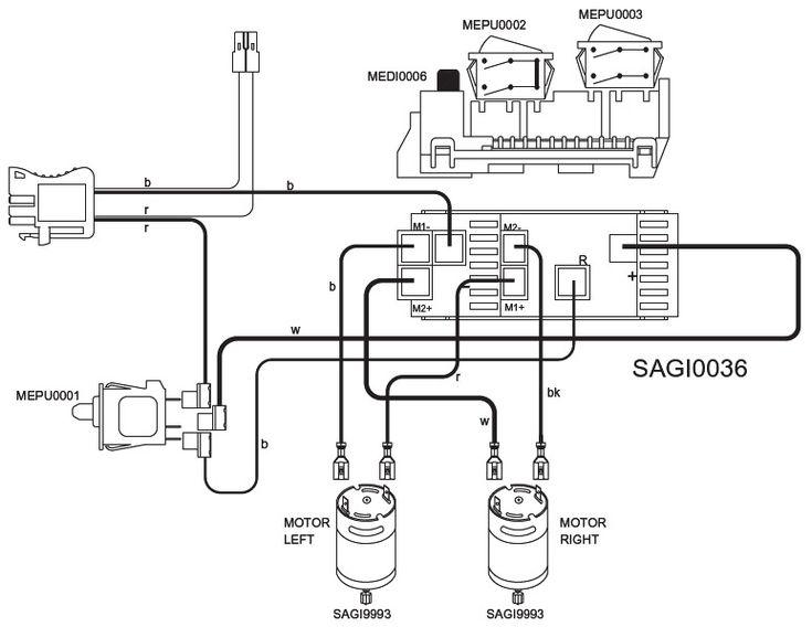go kart wire diagram