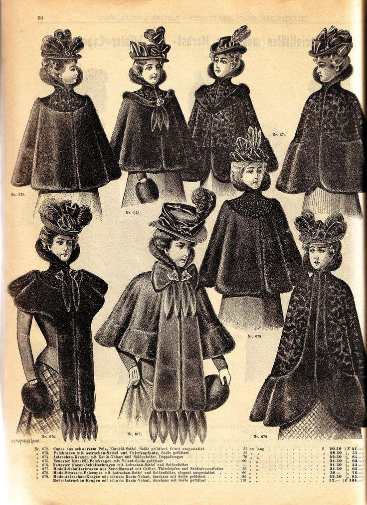 1900  http://3.bp.blogspot.com/_VChlnV7tA7o/TBHTC8RQKEI/AAAAAAAAA7A/ysby538mRng/s1600/Fur-capes.jpg