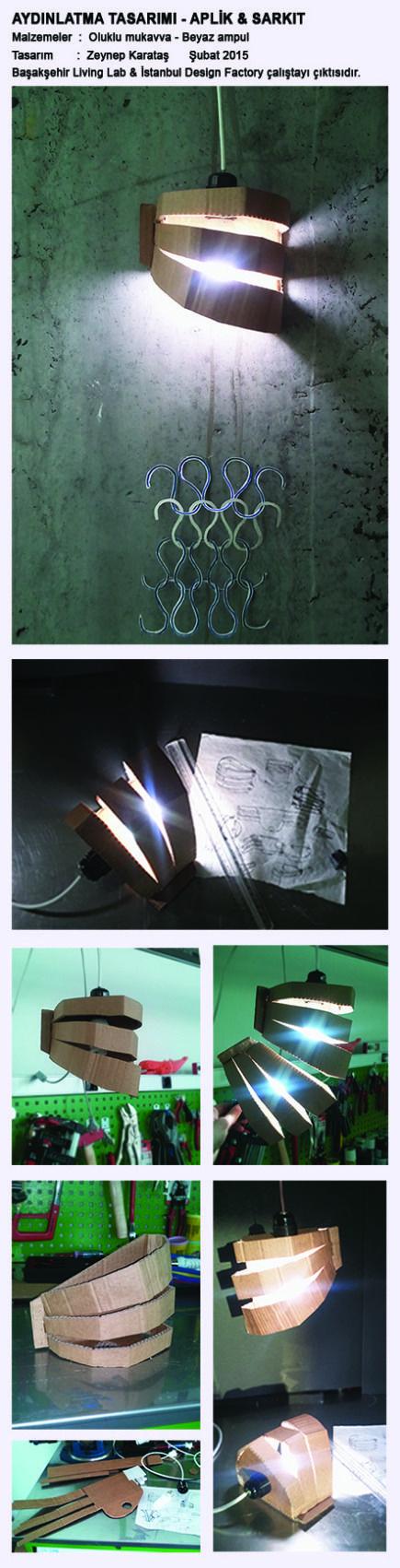 aydınlatma tasarımı