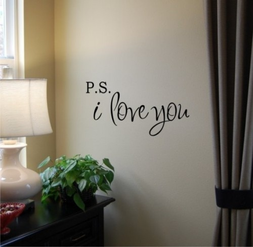 I would love to put this in a closet or something. Somewhere that it would be seen every morning :)