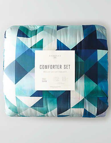 AEO APT Twin Comforter Set