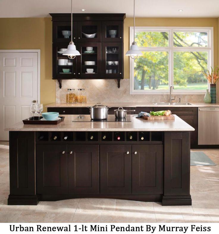 Renewing Kitchen Cabinets: P1239 Urban Renewal 1-lt Mini Pendant