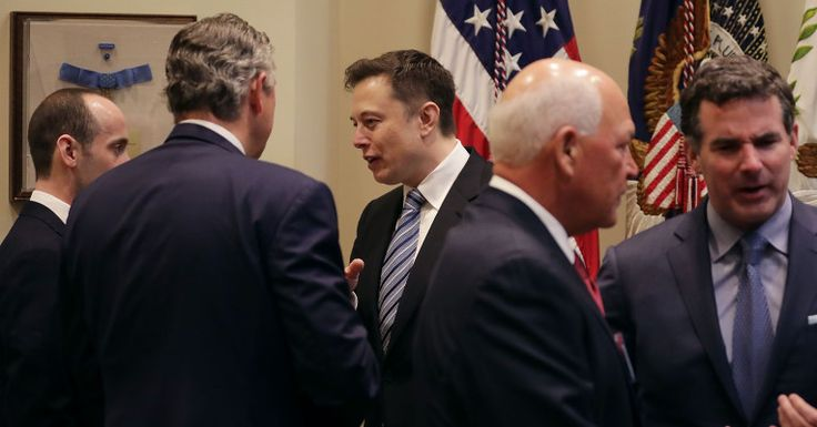 Elon Musk says he'll present objections to Trump's immigration order at Friday advisory council meeting http://tcrn.ch/2l2x2yx