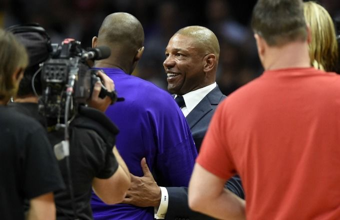 Doc Rivers Tells a Great Story About How Scared Kobe Bryant Made Him During the 2008 NBA Finals