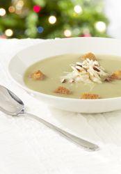 Recept » Colruyt Culinair Soep van aardpeer met appelroom