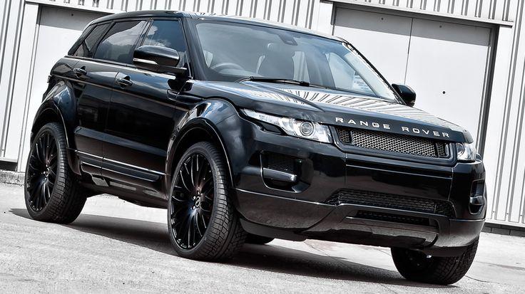 Black Label Edition Land Rover Range Rover Evoque 2.2 SD4 5DR
