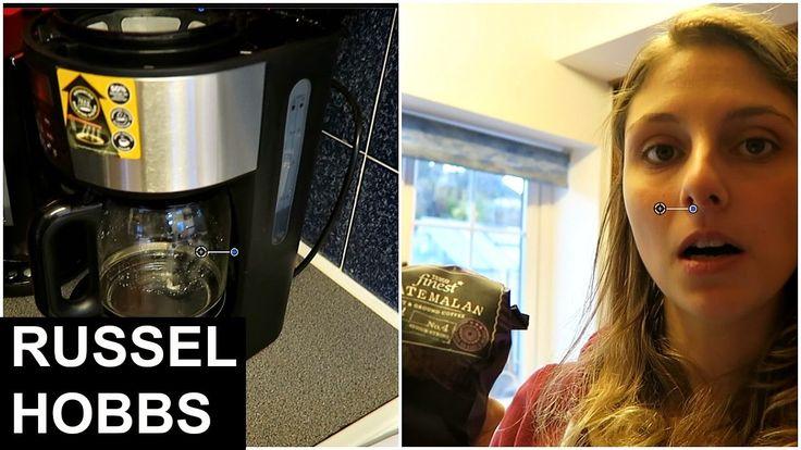New coffee machine - Russell Hobbs