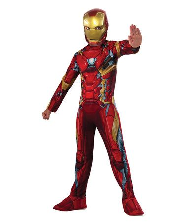 Iron Man Dress-Up Set - Kids #zulily #zulilyfinds