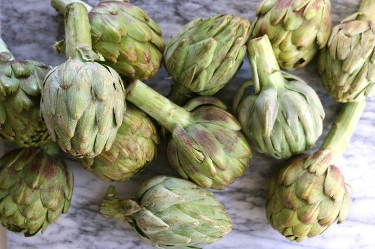 Artichokes ready to Be Cooked, #Gardenista
