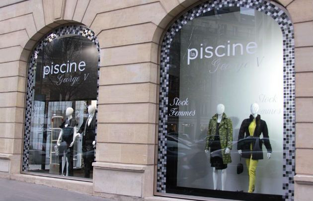 La Piscine- Discount Shopping - Paris 18th