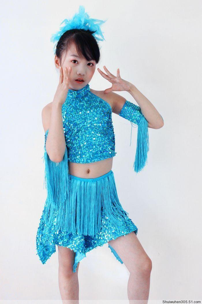 1 шт. / дети платье для латиноамериканских танцев самба конкурсе costum платье
