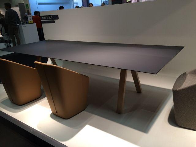 Form Exclusiv Tisch Laval : ?ber 1000 Ideen zu ?Konferenztisch auf Pinterest  K?chen