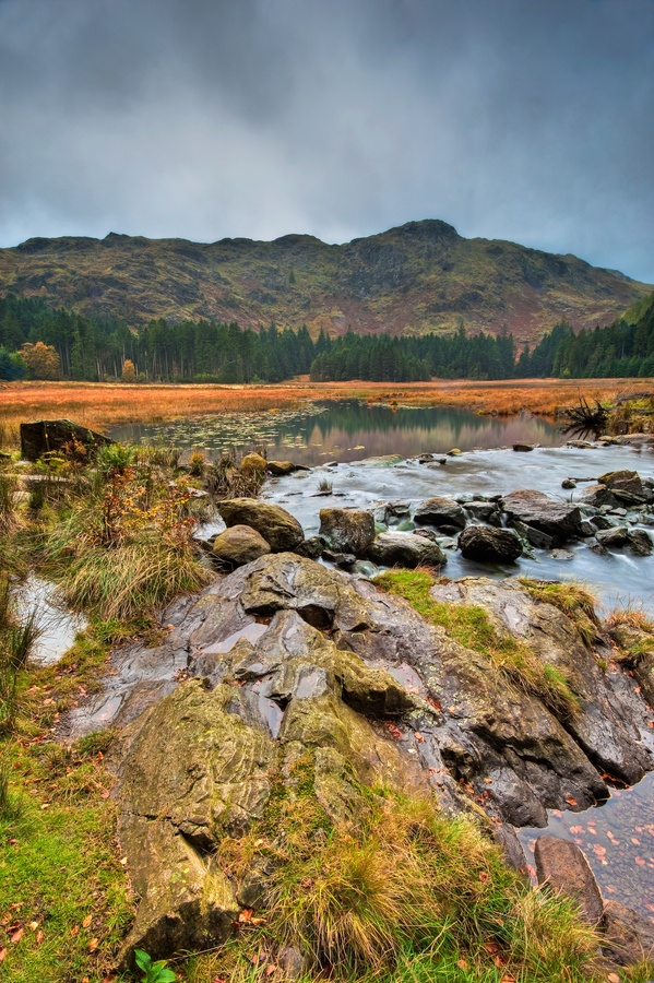 Harrop Tarn - Lake District - Cumbria UK