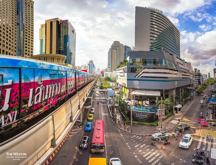 Discovering Bangkok has never been easier: With the added convenience of the BTS SkyTrain and the MRT Subway stations at our door, you'll find yourself located in the heart of the city.   Photo Credit: Unique BKK Productions