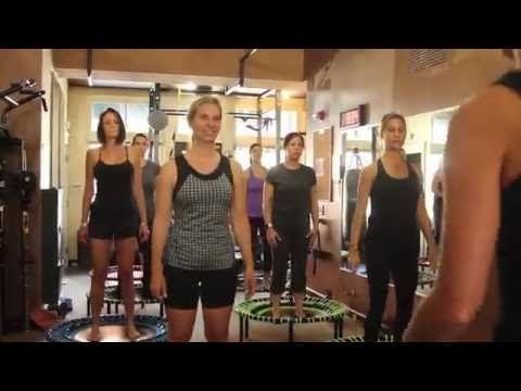 Bring bellicon Mini Trampoline Training Classes to your Studio NOW! - YouTube