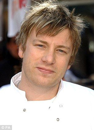 """Jamie Oliver is a saint! Say """"NO"""" to disgusting & dangerous additives in your fast food!"""