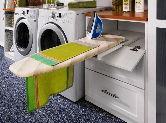 Checkout our latest collection of 18 Stunning Ironing Board Cabinets Ideas.