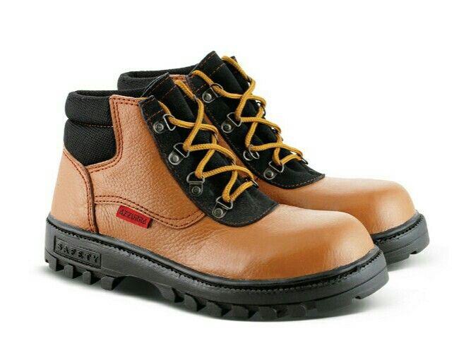 Sepatu Safety Boots, Sepatu Boot Pria, Sepatu Boot