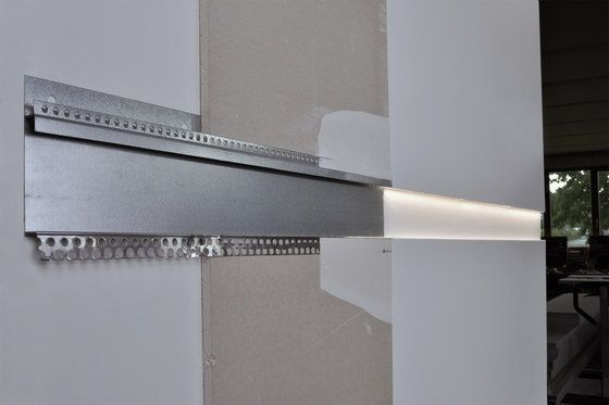 LED-lights | Recessed wall lights | LED Cove Lighting Profile. Check it out on Architonic