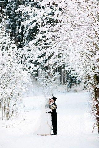 Winter Wedding Decoration Details (BridesMagazine.co.uk)