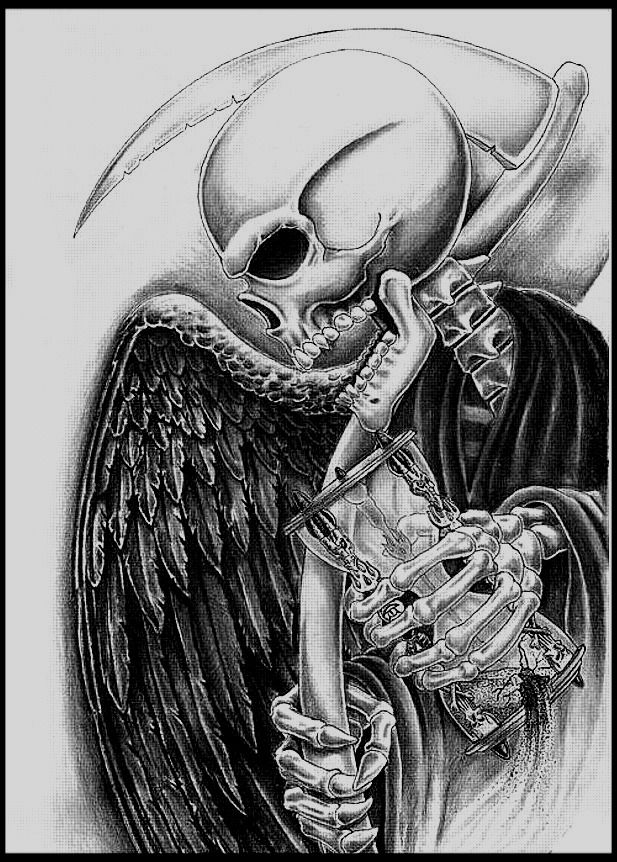 Pin By Fntwistedsweet On Skull Tastic Skull Coloring Pages Skull Art Badass Skulls