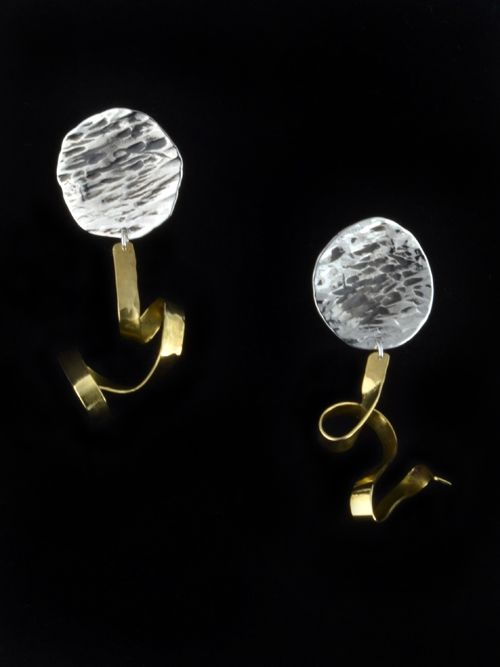 Silver and brass
