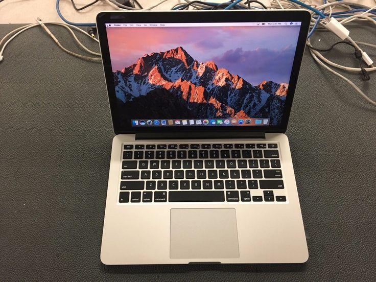 Apple Macbook Pro 13.3-inch (Retina) 2.8Ghz Dual Core i5 (Mid 2014) -  MGX92LL/A