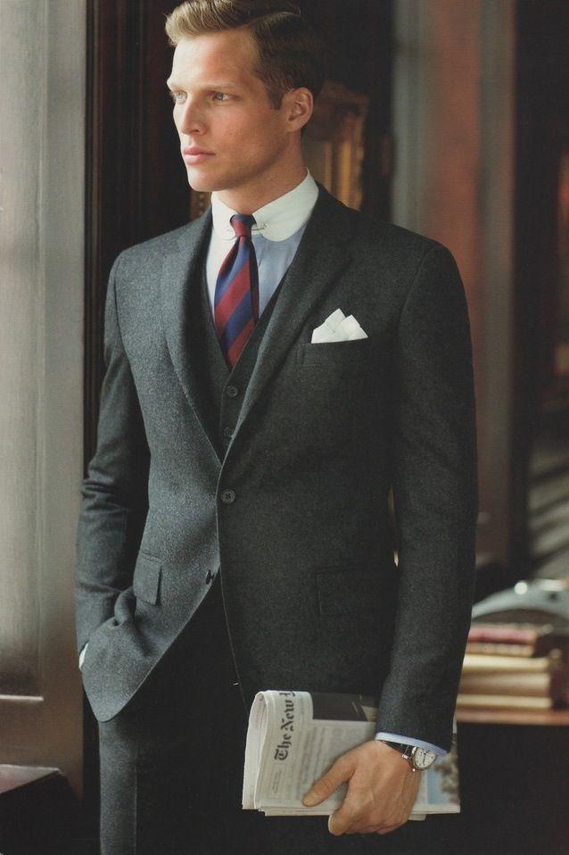 preludetoreality: Art of Suit | Ralph Lauren | Billionaire Boys Club
