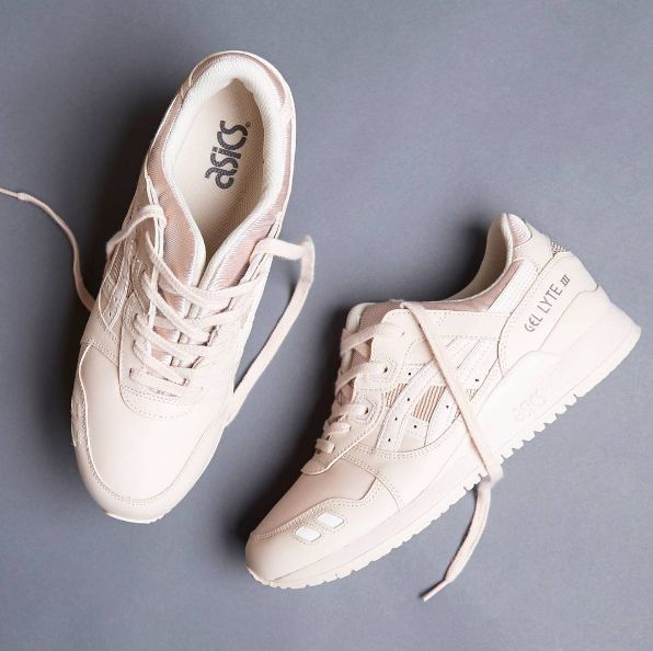 ASICS Gel-Lyte III 'Whisper Pink' - Order Online at END.