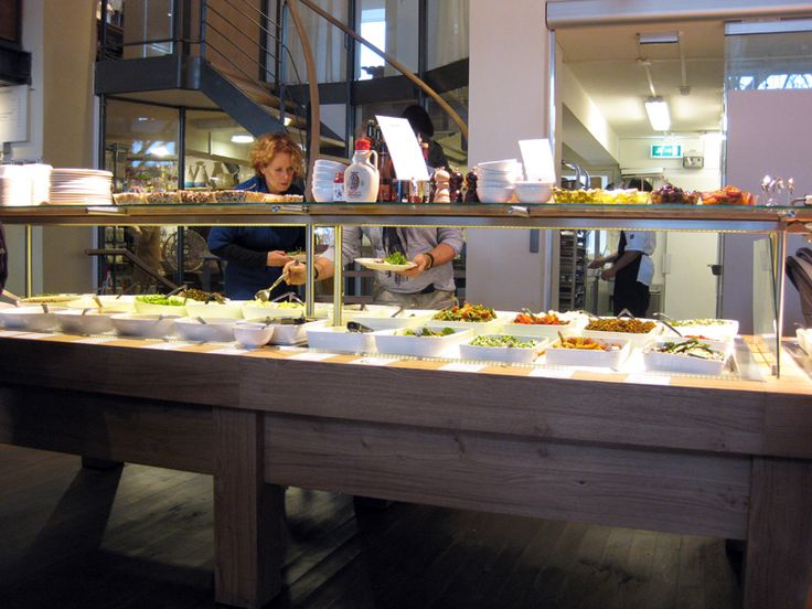 Spirit restaurant Rotterdam