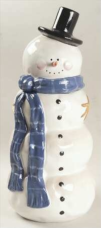 *SNOWMAN, Replacements, Ltd. Search: Cookie jar