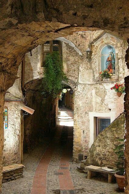 Dolceacqua, Imperia, Liguria, Italy