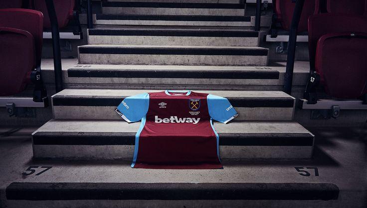 West Ham 16/17 Home by Umbro