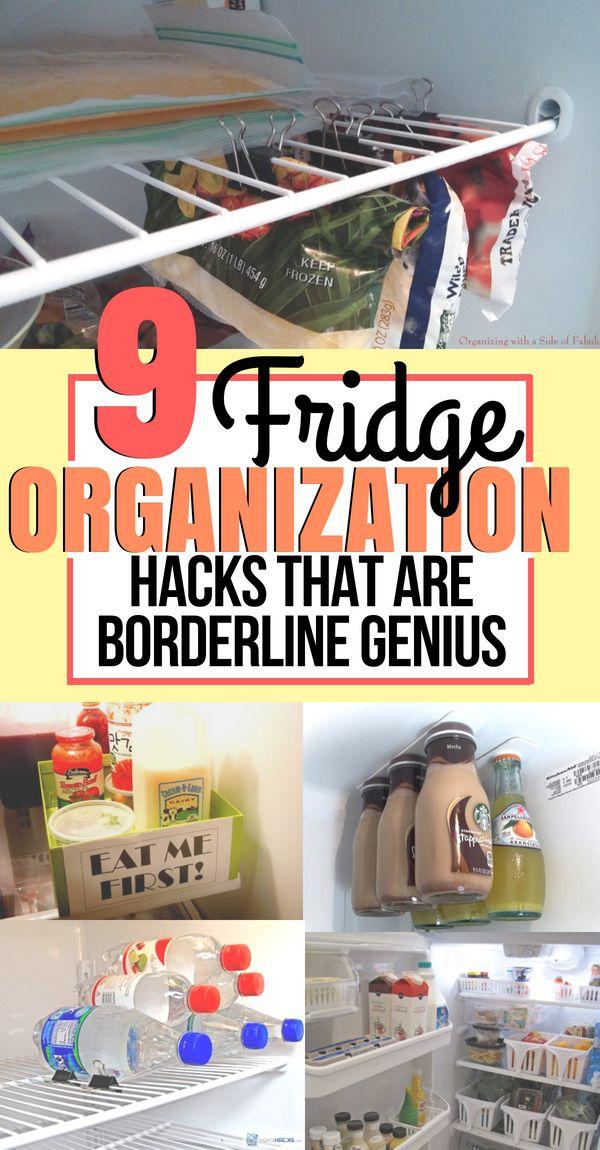 9 Fridge Organization Ideas Every Kitchen Owner