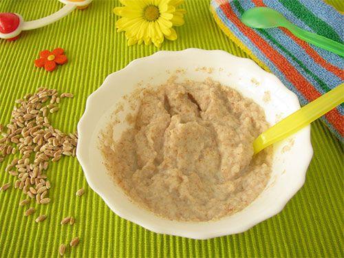 Cerealele si pseudocerealele la bebelusi:  http://clubulbebelusilor.ro/articol/1099/cerealele-si-pseudocerealele-la-bebelusi.html