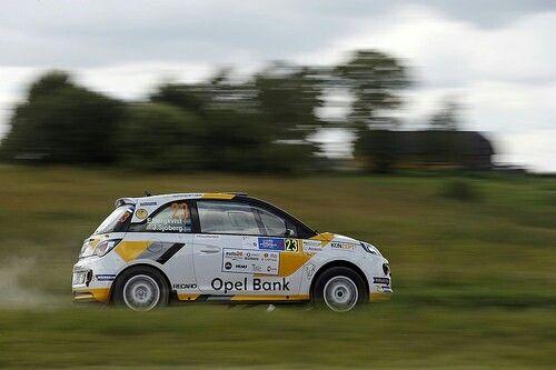 Opel Adam R2 Emil Bergqvist
