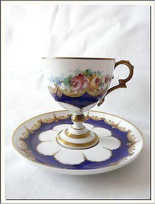 ** Šálek na kávu - malovaný porcelán **