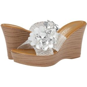 Womens Sandals PATRIZIA Perfection Silver